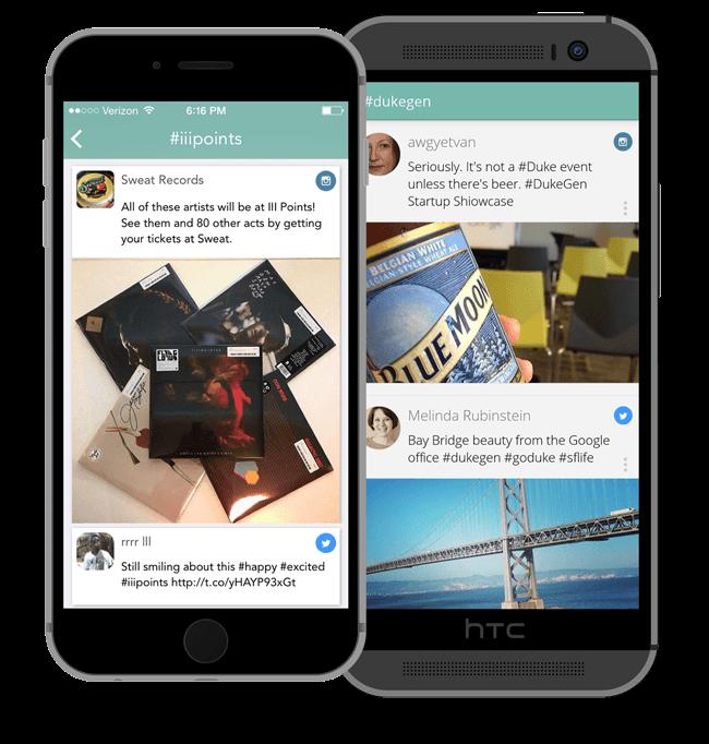 App social gallery